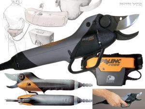PELLENC electronic cutter