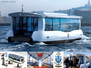 """""""Le Ferry Boat"""" of Marseille"""