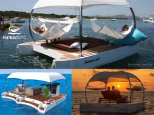 Hamacland catamaran