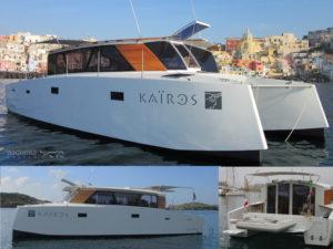 KAIROS catamaran